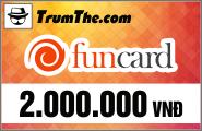 Thẻ Funcard 2 triệu