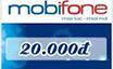 Mobifone 20k