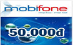 Mobifone 50k