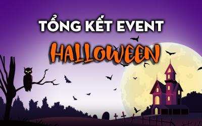 Tổng Kết Event Halloween