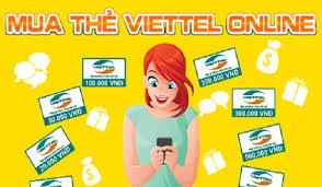 mua thẻ viettel online tiện lợi